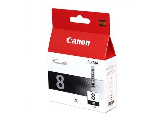 Картридж струйный Canon CLI-8BK