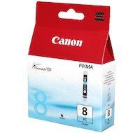 Картридж струйный Canon CLI-8PC 0624B001 голубой фото для Pixma iP6600D