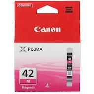 Картридж струйный Canon CLI-42M 6386B001 пурпурный PRO-100 (416стр.)