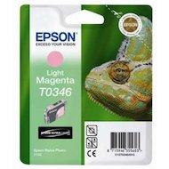 Картридж струйный Epson C13T034640 светло-пурпурный для Stylus Photo 2100