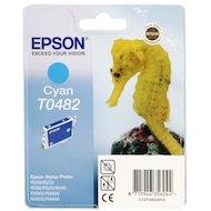 Фото Картридж струйный Epson C13T048240 голубой для Stylus Photo R300/RX500