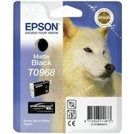 Фото Картридж струйный Epson T0968 C13T09684010 черный матовый R2880 (11 мл)