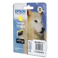 Фото Картридж струйный Epson T0964 C13T09644010 желтый R2880 (11 мл)