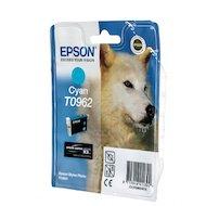 Фото Картридж струйный Epson T0962 C13T09624010 голубой R2880 (11 мл)