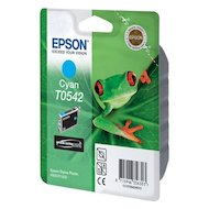 Картридж струйный Epson C13T054240 голубой для Stylus Photo R800