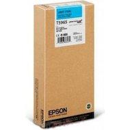 Картридж струйный Epson C13T596500 картридж (Light Cyan для Stylus PRO 7900/9900 (350ml) (светло-голубой))