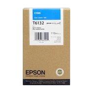 Картридж струйный EPSON C13T613200 для Stylus Pro 4450 110 мл голубой