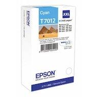 Фото Картридж струйный Epson C13T70124010 картридж (Cyan для WP-4000/5000 series,XL 3.4k (голубой))
