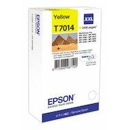 Фото Картридж струйный Epson C13T70144010 картридж (Yellow для WP-4000/5000 series,XL 3.4k (желтый))