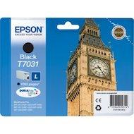 Фото Картридж струйный Epson C13T70314010 картридж (Black для WP-4000/5000 series,L 1.2k (черный))