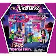 Фото Конструктор Lite Brix 35701 Girls Сверкающий салон
