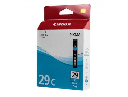 Картридж струйный Canon PGI-29C 4873B001 голубой для Pixma Pro 1