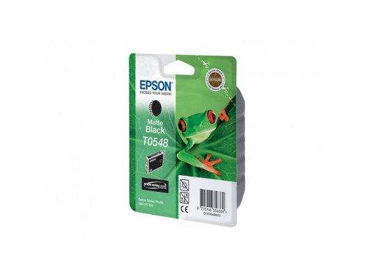 Картридж струйный Epson C13T054840 матовый черный для Stylus Photo R800