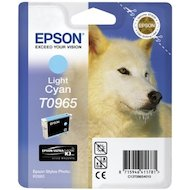 Картридж струйный Epson C13T09654010 картридж (Light Cyan для Stylus Pro 2880 (светло-голубой))