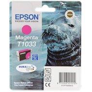 Фото Картридж струйный Epson C13T10334A10 картридж (Magenta для Stylus T40W/TX600FW (extra high capacity) (пурпурный))