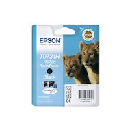 Картридж струйный Epson C13T10414A10 картридж (Black Twin Pack C79/CX3900/CX4900/CX5900 (high capacity) (черный))