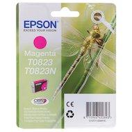 Картридж струйный Epson C13T11234A10 картридж (Magenta для Stylus Photo R270/R290/RX590 (пурпурный))