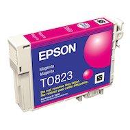 Фото Картридж струйный Epson C13T11234A10 картридж (Magenta для Stylus Photo R270/R290/RX590 (пурпурный))