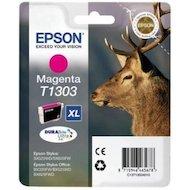 Фото Картридж струйный Epson C13T13034010 картридж (Magenta для Stylus SX525WD/B42WD/BX320FW/BX625WFD (пурпурный))