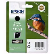 Картридж струйный Epson C13T15914010 картридж (Photo Black для Stylus Photo R2000 (фото черный))