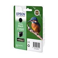 Фото Картридж струйный Epson C13T15914010 картридж (Photo Black для Stylus Photo R2000 (фото черный))