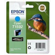 Фото Картридж струйный Epson C13T15924010  струйный для Stylus Photo R2000 (голубой)