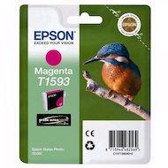 Фото Картридж струйный Epson C13T15934010 струйный для Stylus Photo R2000 (пурпурный)