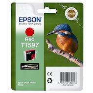 Фото Картридж струйный Epson C13T15974010 картридж (Red для Stylus Photo R2000 (красный))