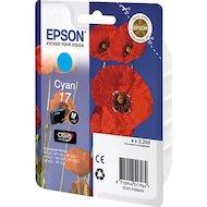 Фото Картридж струйный Epson C13T17024A10 картридж (Cyan для XP33/203/303 (голубой))