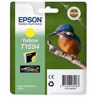 Фото Картридж струйный Epson C13T15944010 картридж (Yellow для Stylus Photo R2000 (желтый))