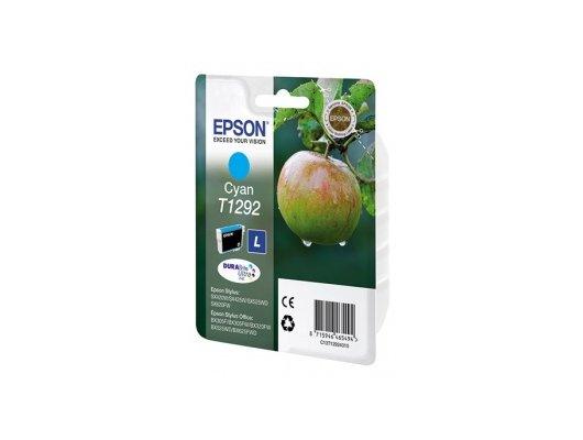 Картридж струйный Epson C13T12924011 голубой для Stylus SX420/425/525WD/B42WD/BX320FW/BX625WFD