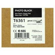 Фото Картридж струйный Epson C13T636100 картридж (Photo Black для Stylus PRO 7900/9900 (700ml) (фото черный))