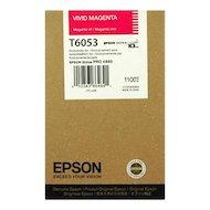 Фото Картридж струйный Epson C13T605300 картридж (Vivid Magenta для Stylus Pro 4880 (110ml) (насыщенный пурпурный))