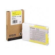 Фото Картридж струйный Epson C13T605400 картридж (Yellow для Stylus Pro 4800/4880 (110ml) (желтый))