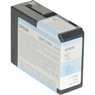 Фото Картридж струйный Epson C13T580500 картридж (Light Cyan для Stylus PRO 3800 (светло-голубой))
