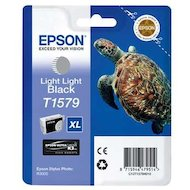 Картридж струйный Epson C13T15794010 light light black для Stylus Photo R3000 (850стр)