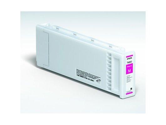 Картридж струйный Epson C13T688300 картридж (Magenta GS2 (пурпурный))