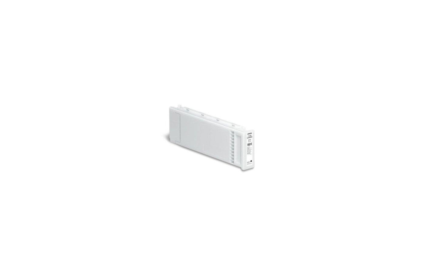 Картридж струйный Epson C13T725A00 картридж UltraChrome DG White белый