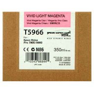 Фото Картридж струйный Epson C13T596600 картридж (Vivid Light Magenta для Stylus PRO 7900/9900 (350ml))