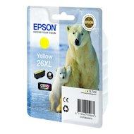 Картридж струйный Epson C13T26344010 yellow для Expression Premium XP-70 (700стр.)
