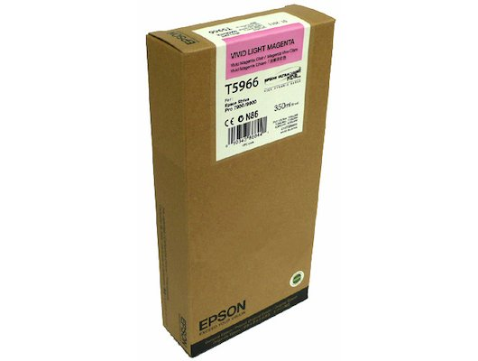 Картридж струйный Epson C13T596600 картридж (Vivid Light Magenta для Stylus PRO 7900/9900 (350ml))