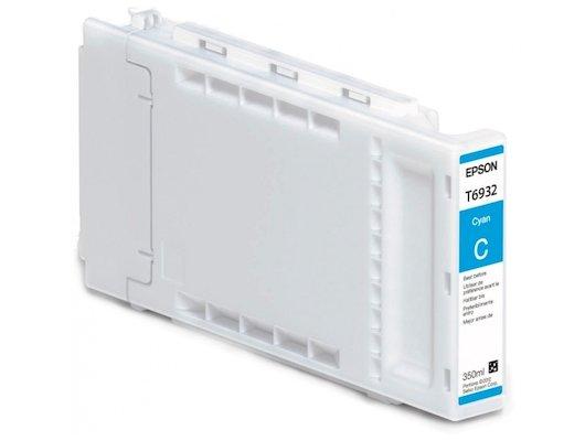 Картридж струйный Epson C13T693200 для SC-T3000/T5000/T7000 UltraChrome XD Cyan T693200 350 мл
