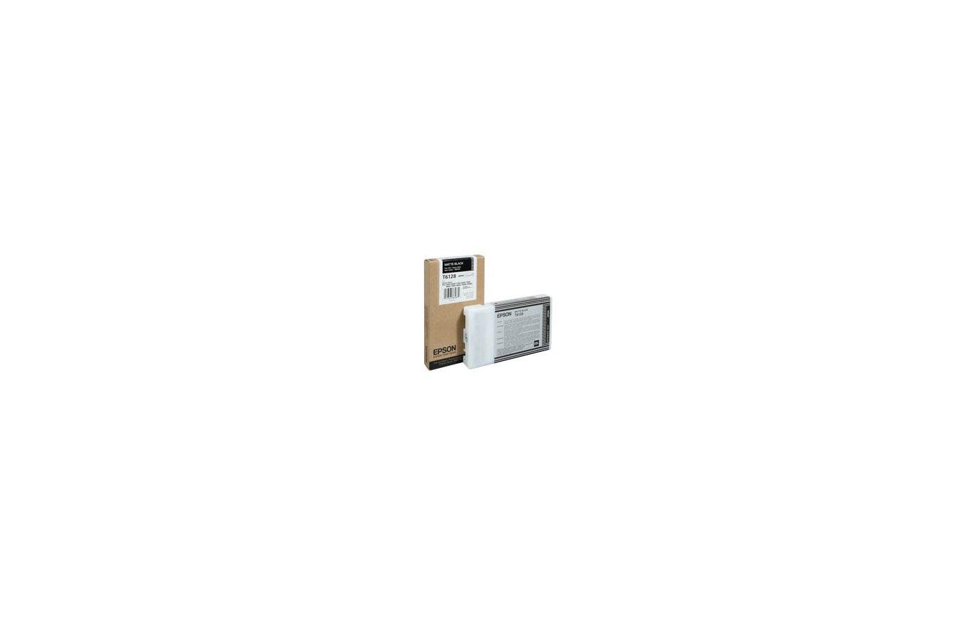 Картридж струйный Epson C13T612800 картридж (Matte Black для Stylus Pro 7450/9450 (матовый черный))