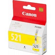 Фото Картридж струйный GG NC-CLI-521Y Совместимый струйный Canon Pixma MP540/550/560/620/630/640/980/990 MX860/870 IP3600/4