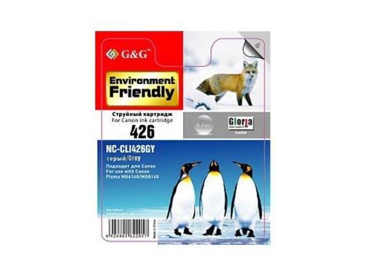 Картридж струйный GG NC-CLI-426GY Совместимый струйный серыйдля Canon Pixma IP4840 MG5140/5240/6140/6540/8140