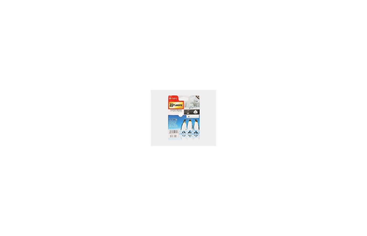 Картридж струйный GG NH-CC654AE Совместимый струйный черный901XL для HP OfficeJet J4580/J4680/J4500/J4640/J4660