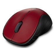 Фото Мышь беспроводная Rapoo 3000p красный/красный оптическая (1000dpi) беспроводная USB (3but)