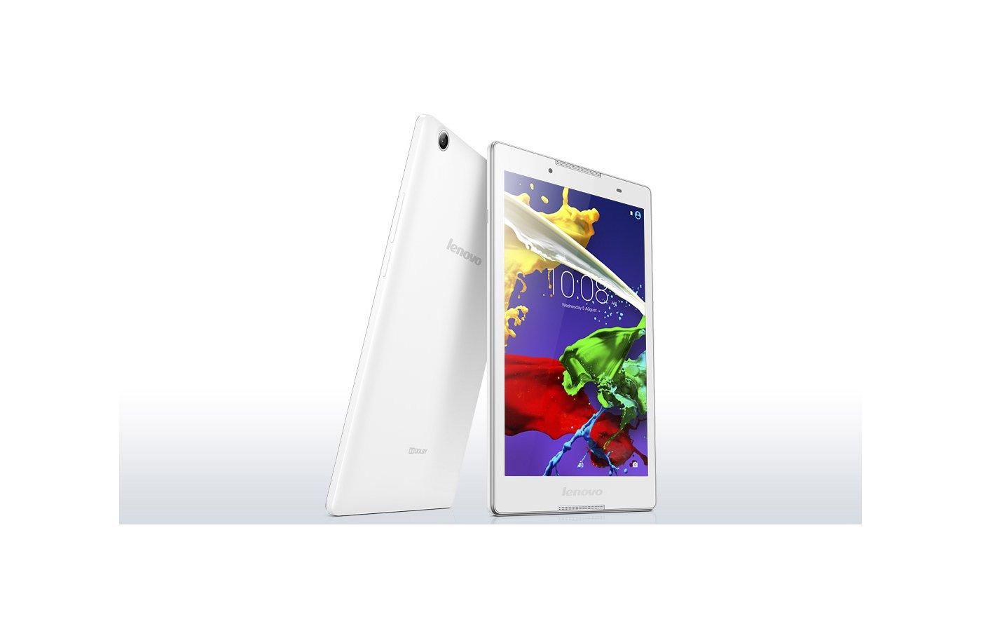 Планшет Lenovo Tab 2 A8-50 16Gb/LTE/White /ZA050036RU/