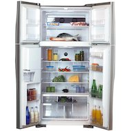 Фото Холодильник HITACHI R-W 662 PU3 INX