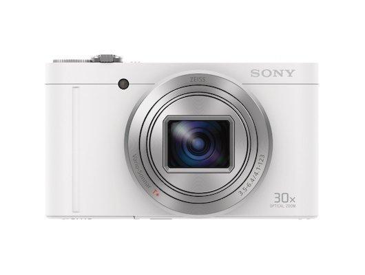Фотоаппарат компактный SONY DSC-WX500/W